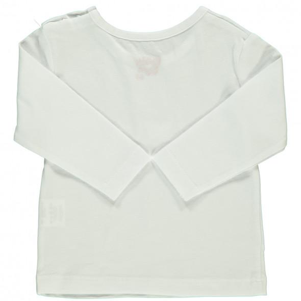 Baby Mädchen Langarmshirt mit Glitzer print