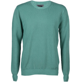 Herren Pullover in Waffel Optik