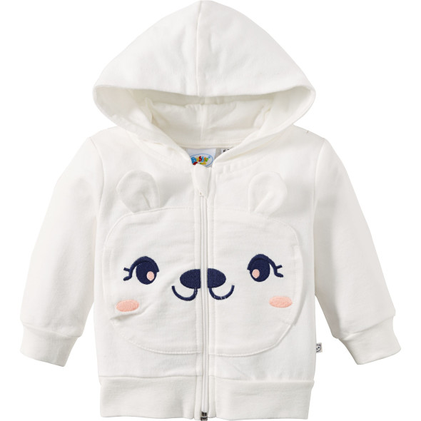 Kleinkind Sweatshirt mit Kapuze