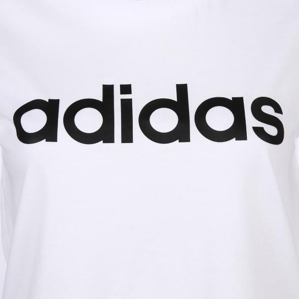 Damen Sport Shirt mit Logoprint