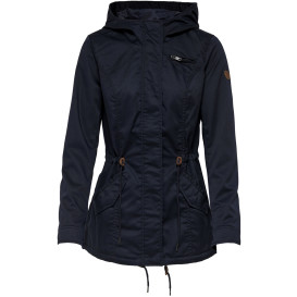 "Damen Only Kurz-Parka ""New Lorca"""