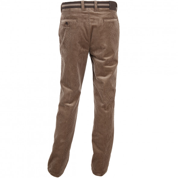 Herren Hose in Cord mit Thermofutter