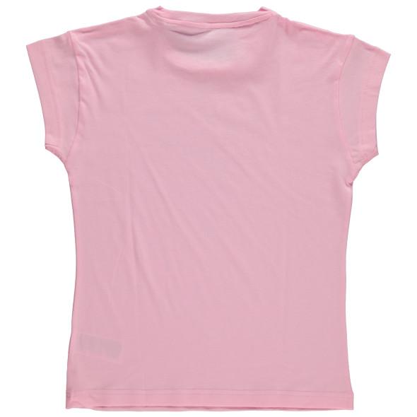 Mädchen Sport Shirt mit Frontprint