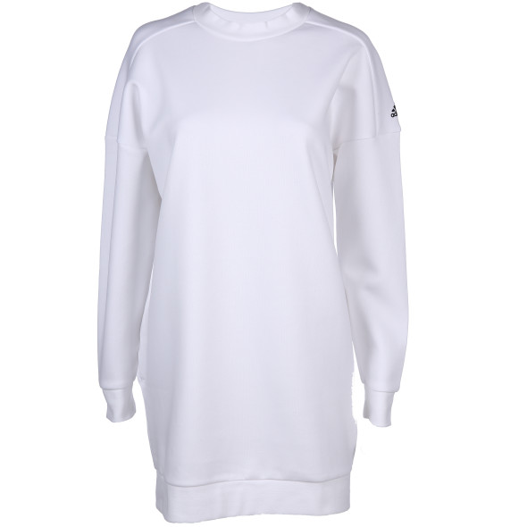 Damen Long Sweatshirt mit rückseitigem Print