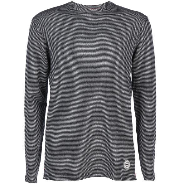 Herren Sweatshirt mit Minimalprint
