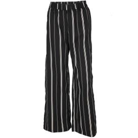 Damen Hose im Streifen Design