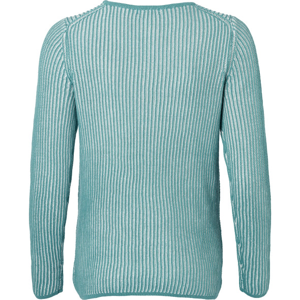 Damen Sweater in Rippoptik
