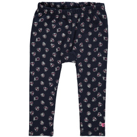 Baby Leggings mit Allover Print