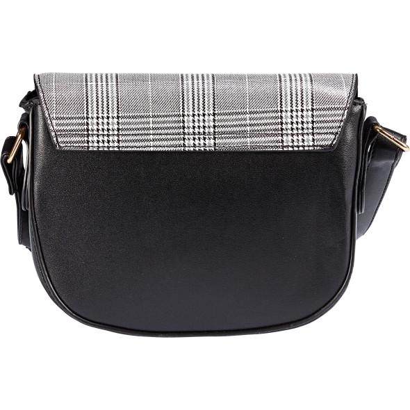 Damen Handtasche DIANA in Tartan-Optik