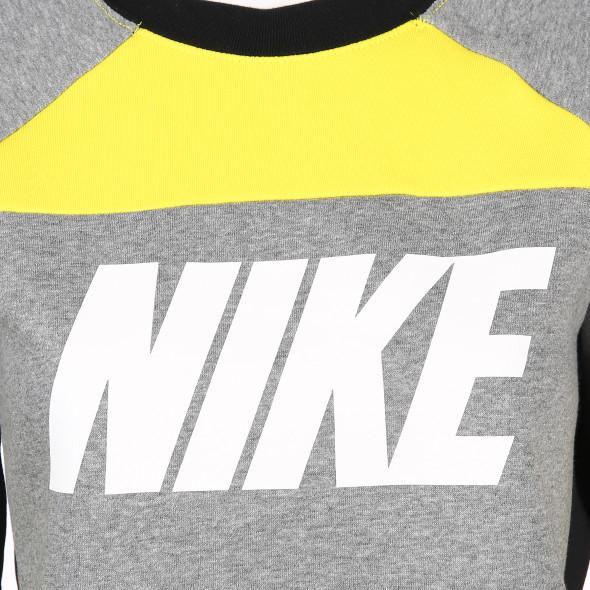 Damen Logo Sweatshirt Crew Neck