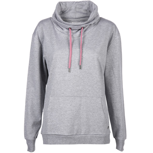 100% authentic dbe13 78540 Damen Sweatshirt mit Turtle Neck Kragen