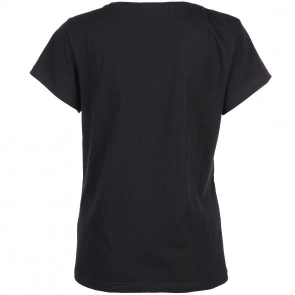 Damen Shirt mit auffälligem Schriftzug