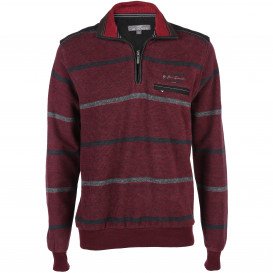 Herren Sweat Troyer