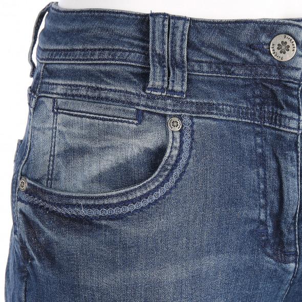 Damen Trachtenhose im Denim Style