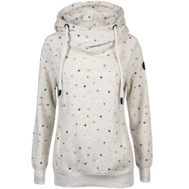 Damen Only Sweatshirt mit Kapuze