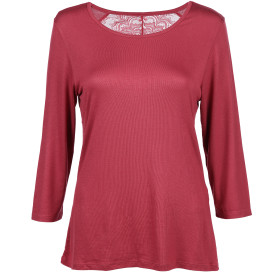 Only ONLVIC 3/4  LACE TOP Shirt