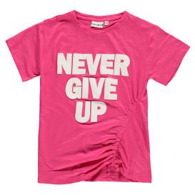 Mädchen Shirt mit Front Print