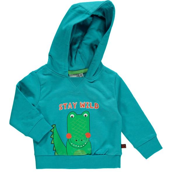 Baby Sweatshirt mit Frontprint