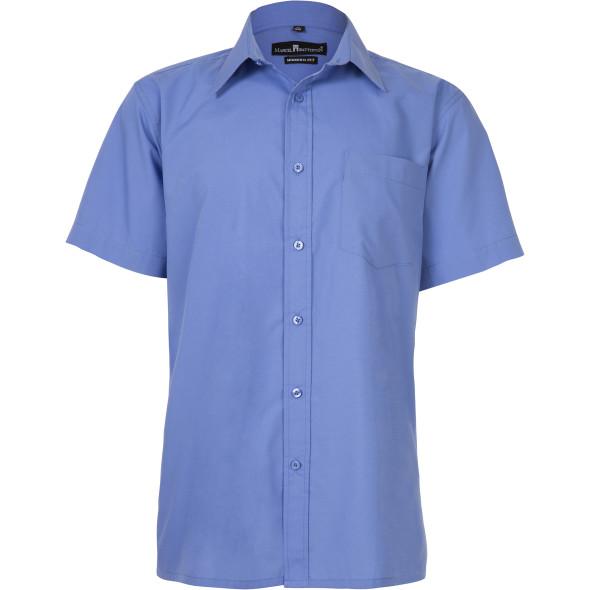 Herren Cityhemd mit Brusttasche