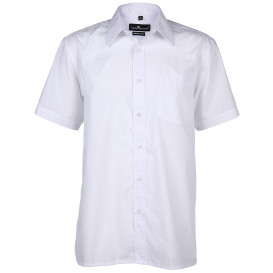Herren Cityhemd mit Button Down Kragen