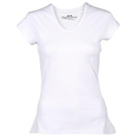 Damen Shirt mit V-Ausschnitt
