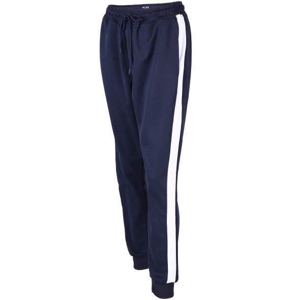 Herren Jogging Hose mit seitlichem Streifen