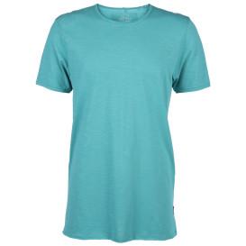 Herren Basic Shirt mit doppelten Kanten