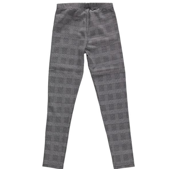 Mädchen Leggings mit Glenscheck Muster