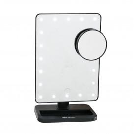 Kosmetikspiegel mit Bluetooth-Lautsprecher ca.30cm