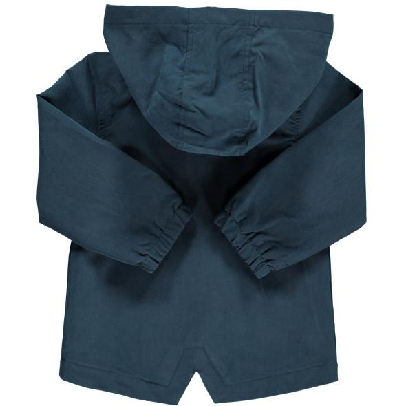 Jungen Jacke mit bestickten Taschen