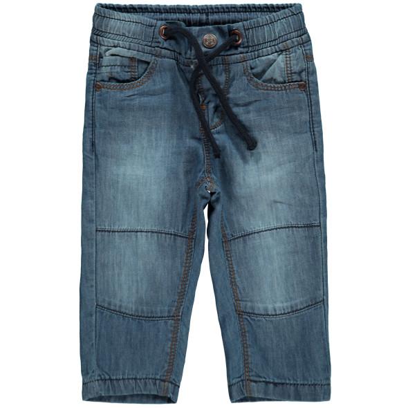 Baby Jeans mit Gummizug