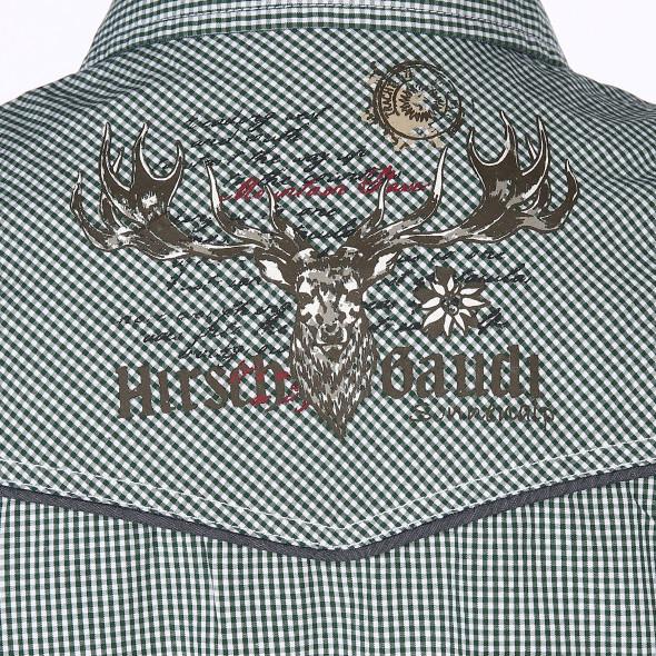 Herren Trachtenhemd mit Brusttaschen