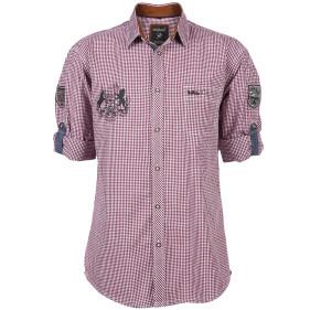 Herren Hemd mit vielen Details