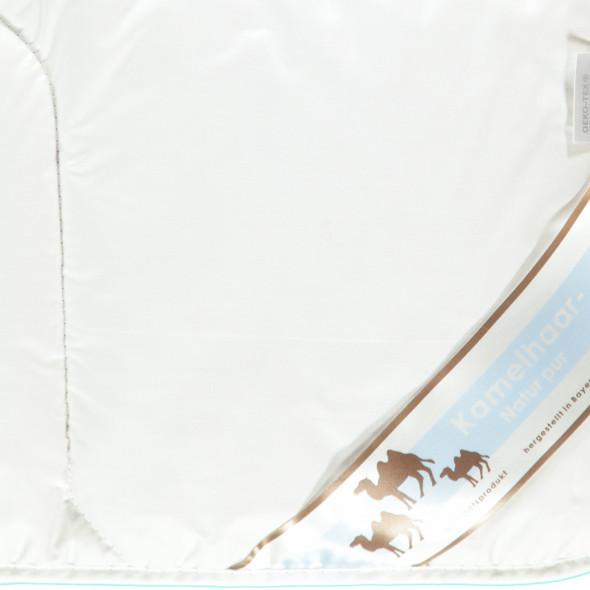 Duo-Steppbett mit Kamelhaar-Füllung 135x200cm