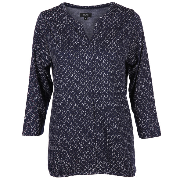 Damen Shirt mit Minimalprint