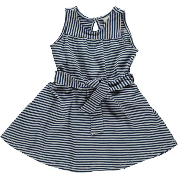 Baby Kleid im maritimem Look