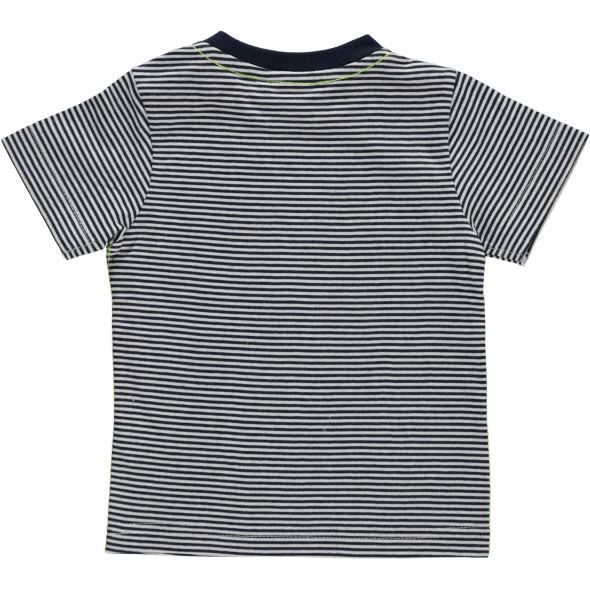 Baby Jungen Shirt im Streifenlook