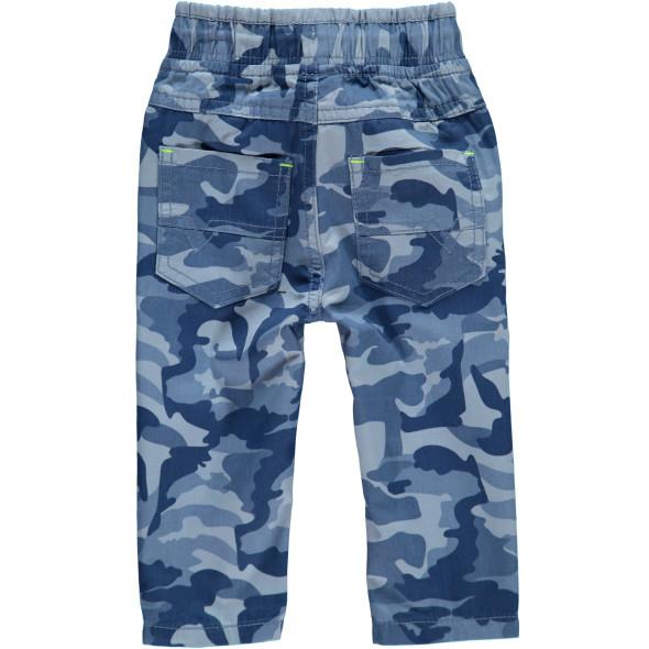 Baby Jungen Camouflage Hose