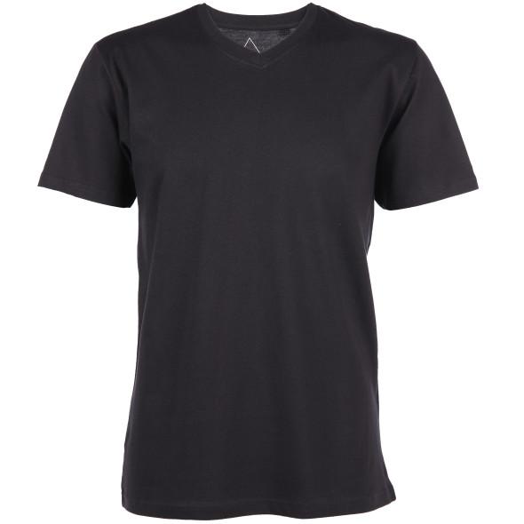 Herren Basic T-Shirt unifarben