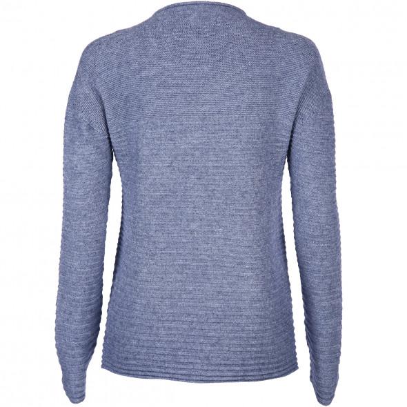 Damen Pullover mit Turtleneck Ausschnitt