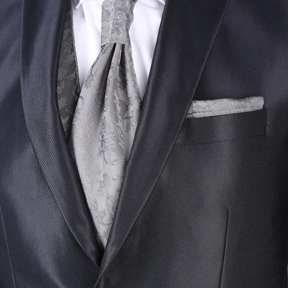 Herren Hochzeitsanzug 5tlg. mit edlem Glanz