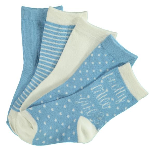 Mädchen Socken im 5er Pack