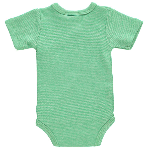 Baby Wickelbody mit Print
