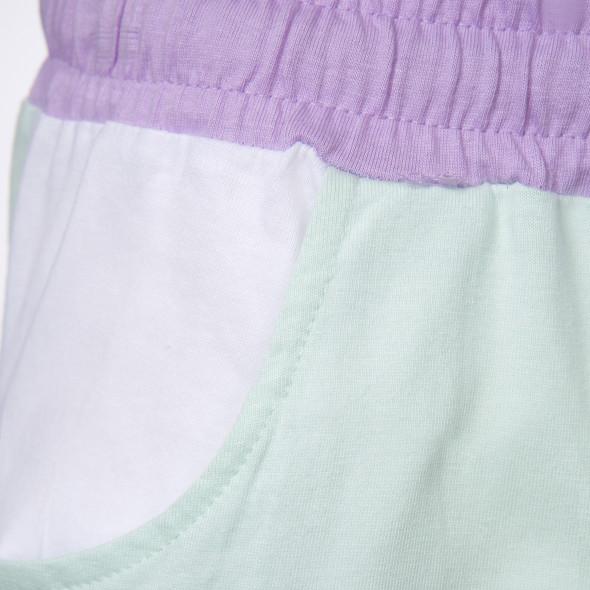 Damen Nachthemd mit kurzen Armen