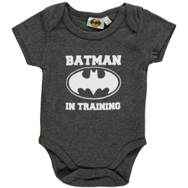 Baby Body mit Batman Print