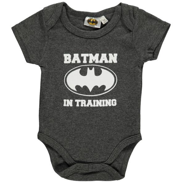 Baby Body mit Batman Print