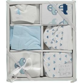 Baby Jungen Geschenkbox 6tlg.