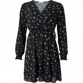 Damen Kleid mit Allover-Druck