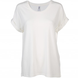 Damen Shirt mit überschnittenen Ärmeln