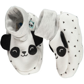 Baby Schuhe mit Panda Print